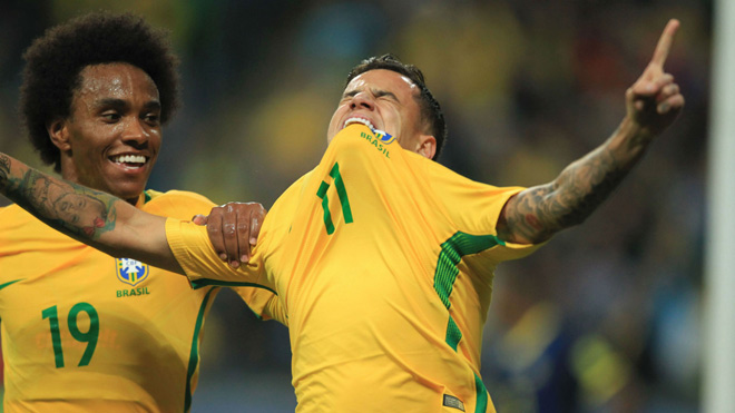 """Nhảy múa bên Neymar, """"bom tấn"""" Coutinho khiến Barca """"rạo rực"""" - 1"""