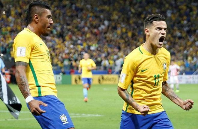 """""""Bom tấn"""" chốt hạ chuyển nhượng 2017: Coutinho đến Barca 160 triệu bảng? - 2"""