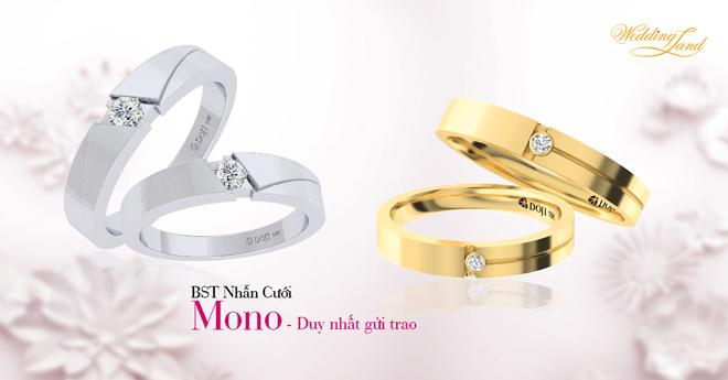 Chọn nhẫn cưới DOJI – chọn khởi đầu cho hạnh phúc lứa đôi - 1