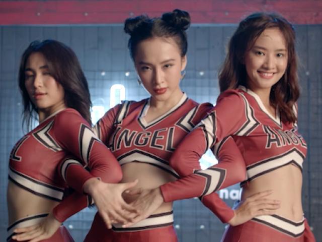"""Hòa Minzy """"cứu nguy"""" giọng hát của Angela Phương Trinh ở """"Glee"""""""