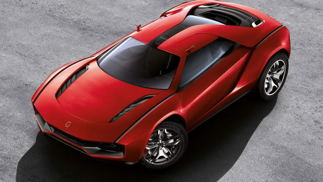 Lamborghini Safari: Siêu SUV off-road thực thụ - 2