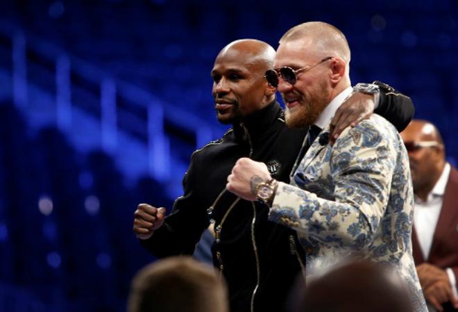 McGregor tìm cách trả thù: Rủ rê Mayweather đến với MMA 1