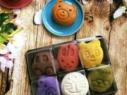 Thị trường - Tiêu dùng - Bánh Trung thu handmade hình thú ngộ nghĩnh hút khách