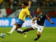 """Bóng đá - Brazil - Ecuador: Khai hỏa nhờ """"bom tấn"""", chốt hạ bởi siêu sao"""
