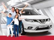 """Nissan Việt Nam ưu đãi  """" Tri ân khách hàng, thay lời cảm ơn """""""