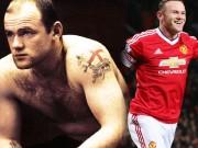 """Làm đẹp - Wayne Rooney bị gán mác """"ông chú bụng phệ"""" vì thói hư này!"""