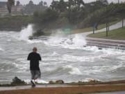 """Thế giới - Siêu bão Harvey: Ông Trump """"rút túi"""" 22 tỉ cứu dân"""
