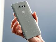 Dế sắp ra lò - Trên tay LG V30 đẹp không tì vết, camera kép