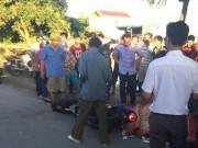 Tin tức trong ngày - Đâm vào xe xích lô, người đàn ông bị tấm tôn cứa đứt cổ tử vong