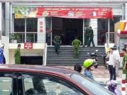 An ninh Xã hội - Táo tợn dùng vũ khí cướp ngân hàng giữa ban ngày ở Đồng Nai