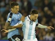 """Bóng đá - Messi vẫn """"cóng chân"""" khi lên tuyển, ĐT Argentina lâm nguy"""
