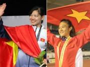 Thể thao - Sao VN giành nhiều HCV SEA Games: Âm thịnh dương suy, nam nhi thất thế