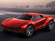 Lamborghini Safari: Siêu SUV off-road thực thụ