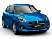 Suzuki giới thiệu xe lai Swift hybrid