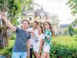 4 kiểu  phá đảo kỷ lục  Vinpearl Land Nha Trang cùng đồng đội