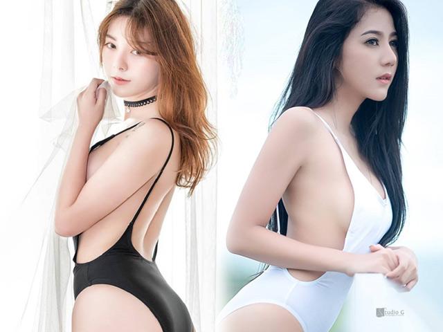 Phụ nữ Thái Lan đua nhau mặc áo tắm hở mạn sườn táo bạo