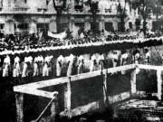 Bức ảnh quý về không khí của Lễ Độc lập tại Sài Gòn năm 1945