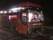 Tin tức trong ngày - 3 xe khách tông nhau kinh hoàng trên cao tốc,11 người bị thương