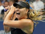 Thể thao - Sharapova - Kenin: Kịch tính set 1, kết thúc đột ngột (Vòng 3 US Open)