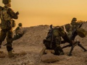"""Thế giới - 25 đặc nhiệm """"Săn IS"""" đánh bại 350 tay súng khủng bố ở Syria"""