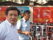 """Tin TP Hồ Chí Minh - Dù nghỉ lễ 2/9, ông Đoàn Ngọc Hải vẫn xuống đường """"dẹp loạn"""" vỉa hè"""