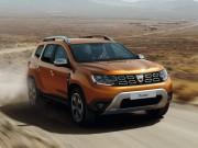 Tư vấn - SUV cỡ nhỏ Renault Duster 2018 thế hệ mới xuất hiện