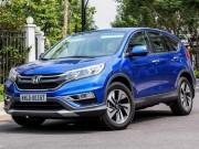 Honda CR-V tại Việt Nam giảm giá còn 771 triệu đồng