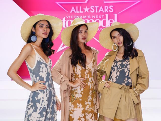 Bất ngờ: Top 3 Next Top Việt đúng như lời đồn