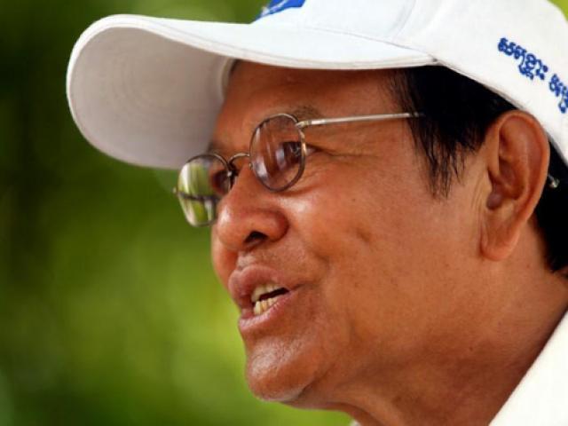 Lãnh đạo đảng đối lập Campuchia bị bắt vì phản quốc