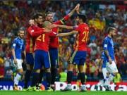 Bóng đá - Tây Ban Nha – Italia: Hai tuyệt phẩm, một người hùng