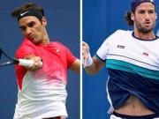Chi tiết tennis Federer - Lopez: Trừng phạt sai lầm (KT)