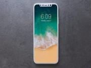 Thời trang Hi-tech - iPhone 8 có thể dùng điều khiển cử chỉ thay nút Home
