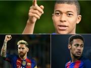 Bóng đá - PSG quyết mua nốt Messi: Tam tấu 700 triệu euro vô địch thiên hạ