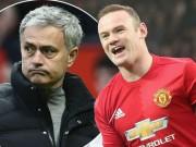 """MU thâm cung bí sử: Rooney  """" đổ lỗi """"  Mourinho, ca ngợi Lukaku"""