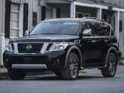 Nissan Armada 2018: SUV 8 chỗ giá 1,04 tỷ đồng