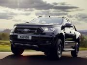 Ford sắp giới thiệu Ranger Black Edition tại triển lãm Frankfurt 2017