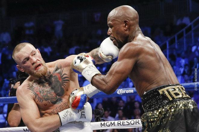 """Đấm gục McGregor, """"Độc cô cầu bại"""" Mayweather cán mốc 1 tỷ USD - 2"""