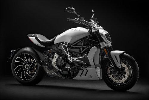 """2018 Ducati XDiavel S bản """"tảng băng trôi"""" lộ diện - 1"""