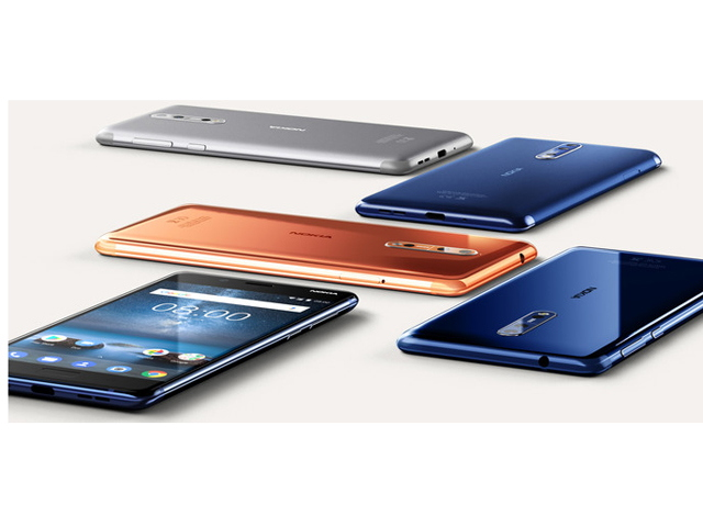 """4 lý do khiến Nokia 8 là chiếc smartphone """"độc nhất vô nhị"""""""