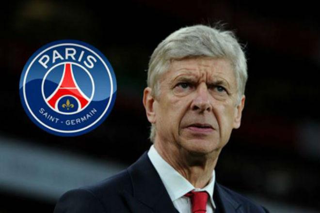Nghi án Wenger phá Arsenal, đến PSG 640 triệu euro tranh cúp C1