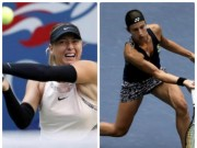 Thể thao - Sharapova - Sevastova: Thăng hoa sau 3 set (vòng 4 US Open)