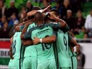 Bóng đá - Hungary - Bồ Đào Nha: Siêu sao Ronaldo kiến tạo, bàn thắng kết liễu
