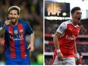 Messi: Chặn Ozil đến Barca, bình thản ăn hàng trước  sóng dữ