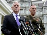 Thế giới - Bộ trưởng QP Mỹ: Có nhiều phương án nếu hủy diệt Triều Tiên