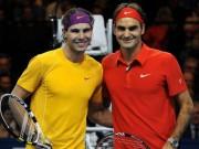 Thể thao - Tennis 24/7: Gạt hận thù, Federer chung vai sát cánh Nadal