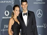 """Tin thể thao HOT 4/9: Gia đình Djokovic  """" đủ nếp đủ tẻ """""""