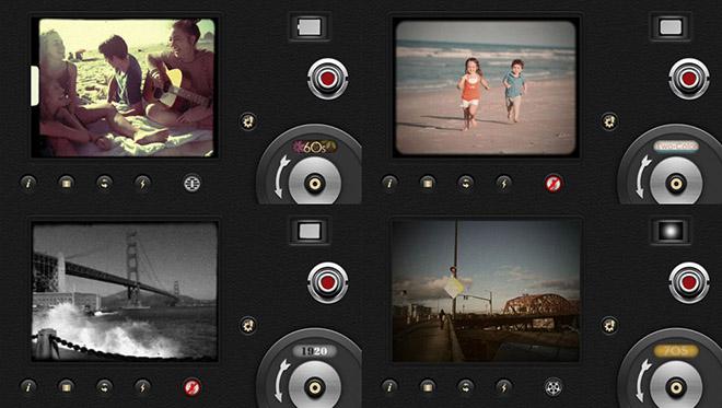 8mm Vintage Camera miễn phí trên App Store hấp dẫn nhất tuần - 1