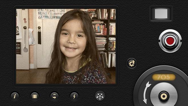 8mm Vintage Camera miễn phí trên App Store hấp dẫn nhất tuần - 2