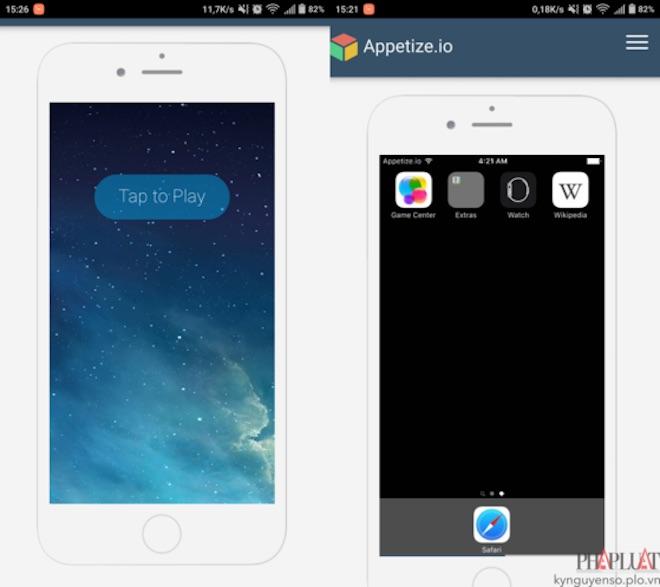 Làm thế nào để chạy ứng dụng iOS trên Android? - 1
