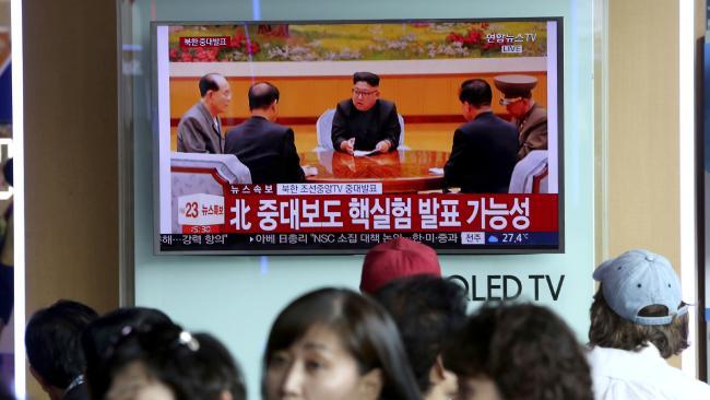 Trump chỉ có 4 phút phản ứng nếu Triều Tiên tung đòn hạt nhân - 2